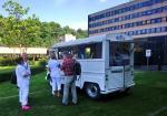 Journée internationale de l'infirmière au CHR de Namur