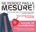 Sensibilisation à la réanimation cardiaque le mercredi 19 juin 2019