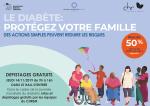 Dépistages gratuits du diabète le 14/11/2019